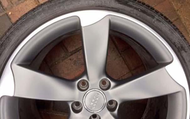 alloy wheel repair after wolverhampton