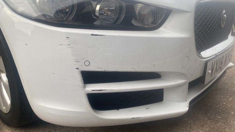 lease car damage repair before walsall