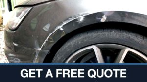 mobile car body repair quote