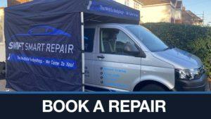 mobile car paint repair appointment