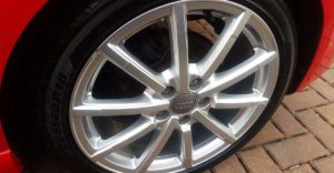 alloy wheel repair walsall audi after