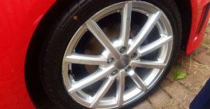 alloy wheel repair walsall audi before