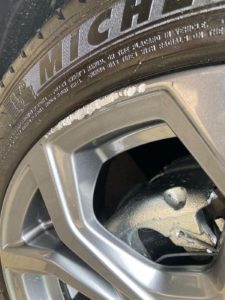 car alloy wheel repair walsall and west midlands