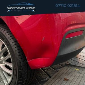 Take a look at this recent transformation on a Kia Rio...