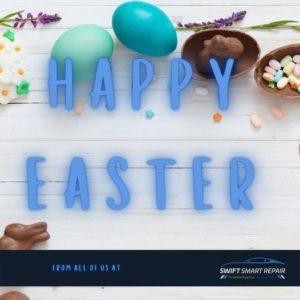 Happy Easter from all of us at Swift Smart Repair  Thank you to our customers an...