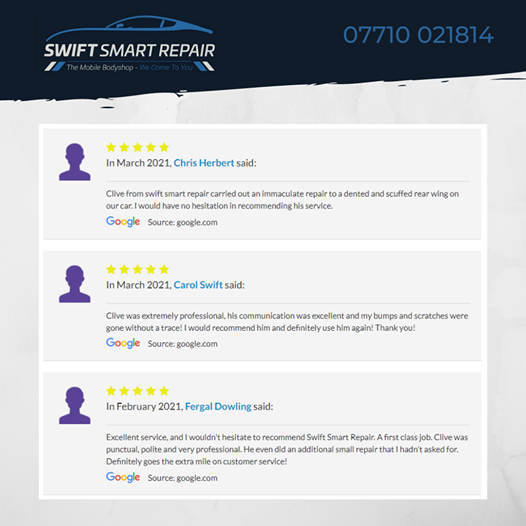 Take a look at our reviews all in one place...
