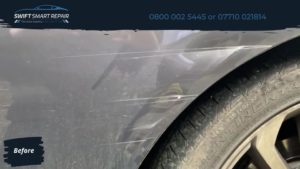 Another Swift Smart Repair transformation...