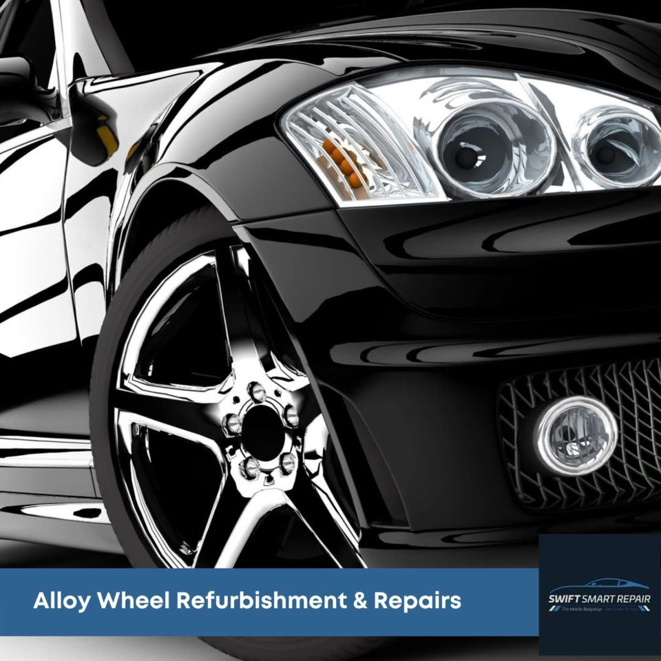 Find out more about the alloy wheel repairs we offer...