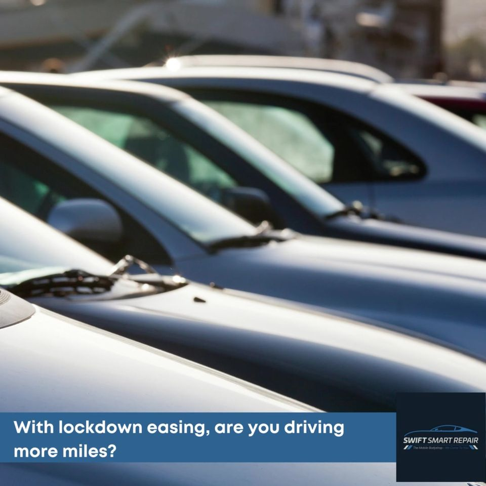 Driving more miles or getting busier as summer approaches?...