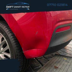 Swift Smart Repair transformation...